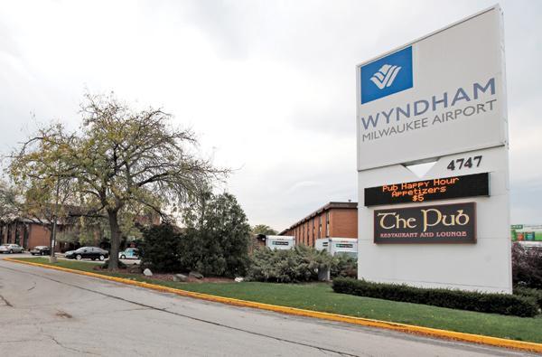 The developers at the shuttered Wyndham Hotel hope to find an operator for a smaller hotel there.