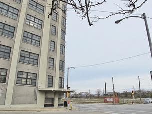 City officials envision property near East Greenfield Avenue and South First Street as part of a manufacturing and water technology hub.