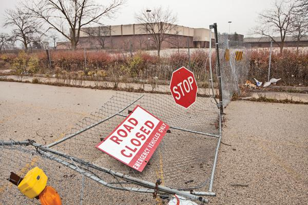 A second bidder has come forward for the former Northridge Mall.