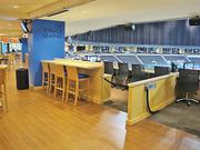 Terrace suites were added in an upgrade and expansion of the Chesapeake Energy Arena.