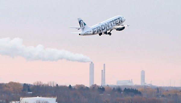 Frontier Airlines will soon begin serving PTI.