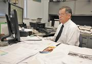 Marquette Prof. Lawrence Pan became involved in the Health Careers Opportunity Program in 1989.