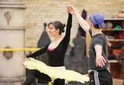 Harmony Initiative (future campaign)    Goal: Undetermined    Purpose: Build a 90,000-square-foot building to house Milwaukee Ballet Company, a Froedtert & Medical College of Wisconsin sports medicine clinic and dance space for UWM Peck School of the Arts