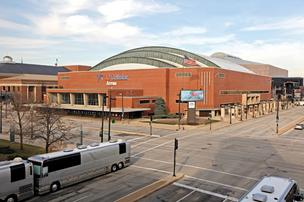 UW-Milwaukee will no longer play men's basketball games at the U.S. Cellular Arena.