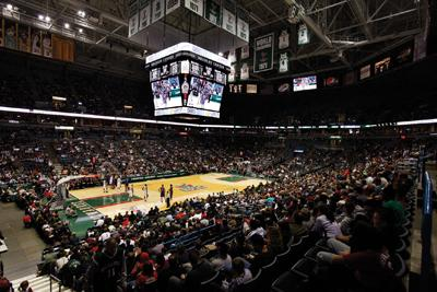 The Milwaukee Bucks played this past season without a lease.