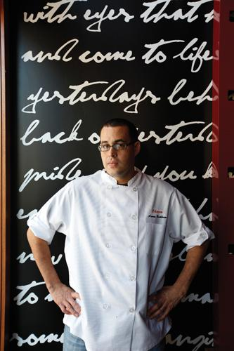 Executive chef Aaron Bickham will be creating more small plate items when Charro overhauls its menu.
