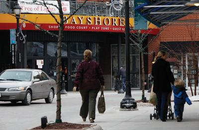 """Bayshore Town Center's Chris Jaeger says """"We are always in conversations with potential retailers and we continue to listen to our customers' needs."""""""