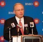 BMO Harris hosted Gergen in marketing push