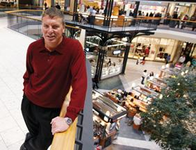 Patrick Basche has been named general manager of Southridge Mall.