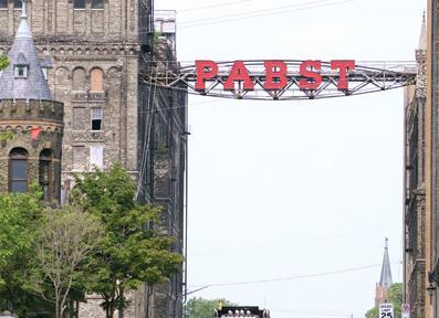 California developers are pursuing an assisted-living project in the western edge of  the former Pabst Brewery.