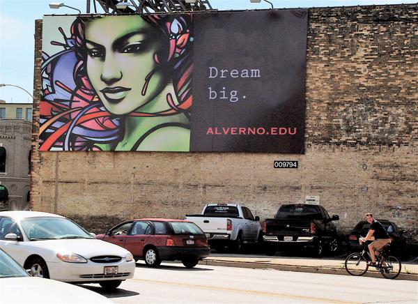 Milwaukee advertising agency Lyrical will launch a $1 million media campaign early next year for Alverno College.