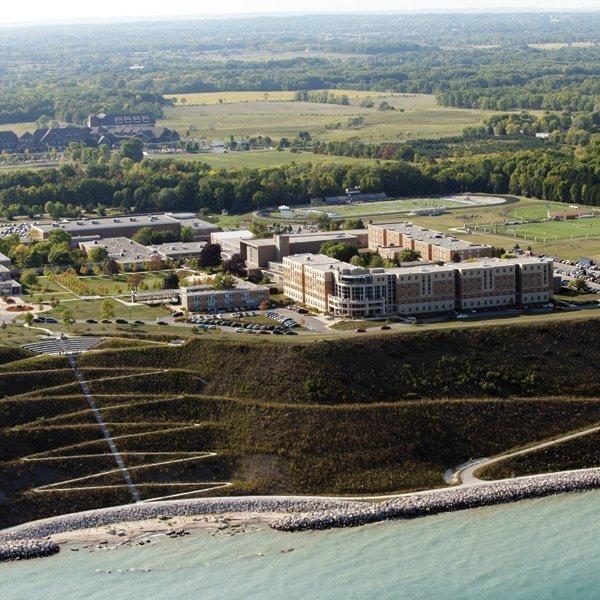 Concordia University Wisconsin's campus in Mequon