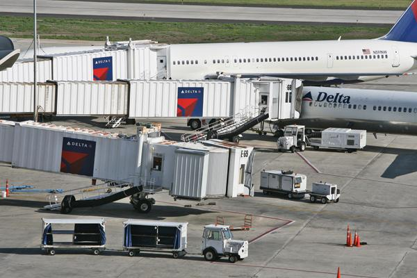 "Delta  executives said they believe the company has ""met every criteria"" for re-inclusion in the Standard & Poor's 500 Index."