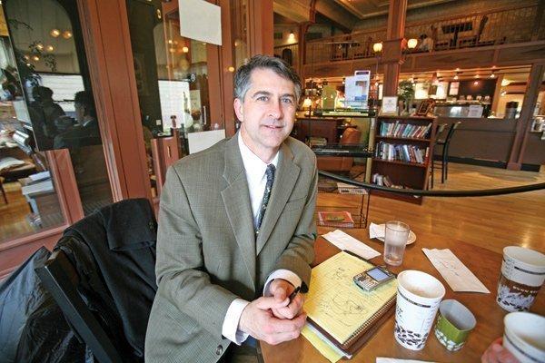 Racine Mayor John Dickert