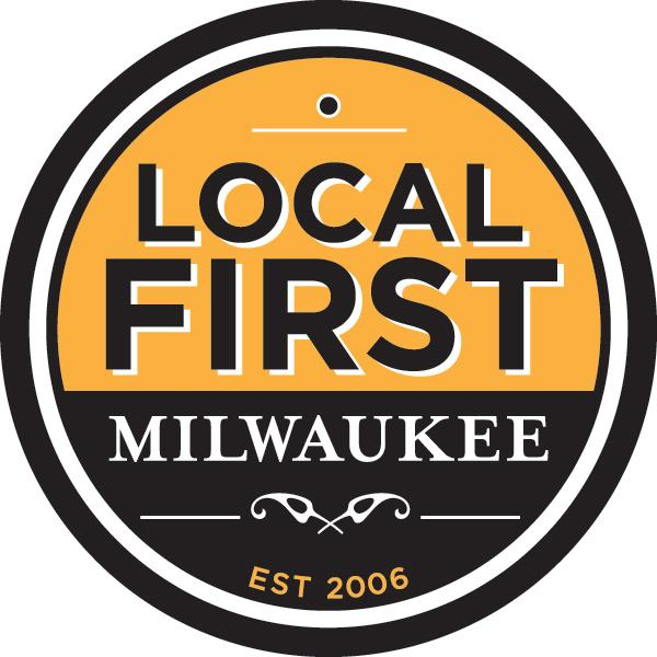 Local First Milwaukee's logo
