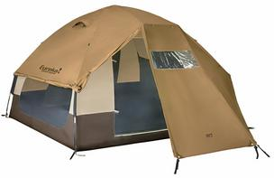 Johnson Outdoors' brands also include Eureka tents.