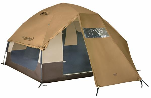 Johnson Outdoors Inc.'s brands also include Eureka! tents.