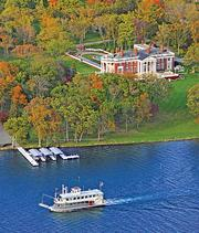 Tourism is a major industry in Walworth County, where recreation opportunites include cruises on Geneva Lake ...