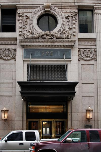 M&I financed the recent redevelopment of the City Center at 735 N. Water St. in Milwaukee.