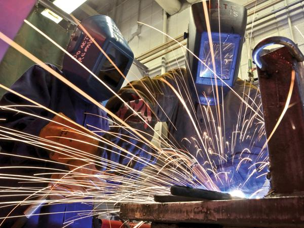 "A Milwaukee staffing official said he has seen a ""new breed"" of applications coming across his desk from young welders and skilled trades candidates."