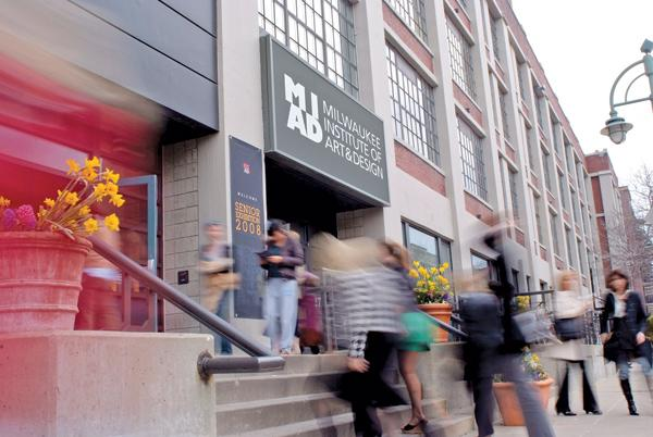 Milwaukee Institute of Art and Design is collaborating with Marquette University on an integrated design and engineering program.