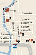 If you build it...: Proposed downtown projects heat up office market