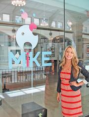 """Laurel Osman, Innovation in Milwaukee ... """"There's a lot of ripple effects from the connections and energy they create through those events."""""""