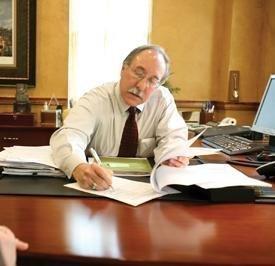 Former Foundations Bank CEO Greg Kolton