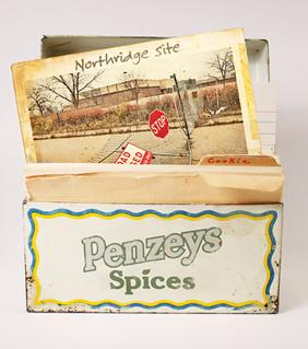 A plan for Penzeys Spices to take over the former Northridge Mall space has been delayed because of legal proceedings.