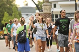 St. Norbert is recognized on the Templeton Foundation's Honor Roll for Character-Building Colleges.