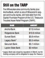 Community banks mull TARP repayments