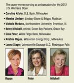 Ready to chip in: Women executives add local expertise to 2012 U.S. Women's Open