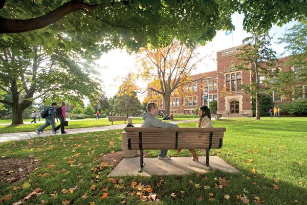 UW-Eau Claire is ranked among the top five public regional universities in the Midwest by U.S. News & World Report.