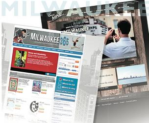 "Two new websites are now being used to promote the city of Milwaukee. ""We're at a point now where we've got to spend some dollars to further develop it,"" says Paul Upchurch, of Visit Milwaukee."