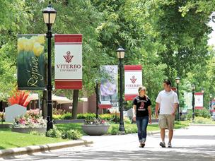 Viterbo offers more than 50 undergraduate majors and five graduate programs, with an ethics component incorporated into every major.