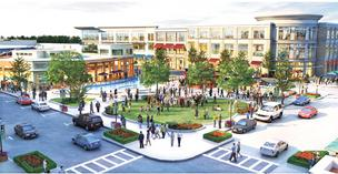 The $125 million project will be anchored by a 140,000-square-foot Von Maur department store.