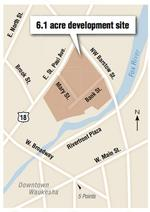 Hotel proposed for downtown Waukesha