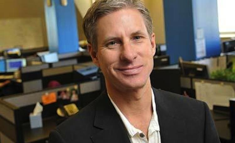 Chris Larsen, co-founder and CEO of OpenCoin.
