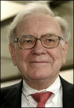 Warren Buffett lunch to support Glide goes up for auction
