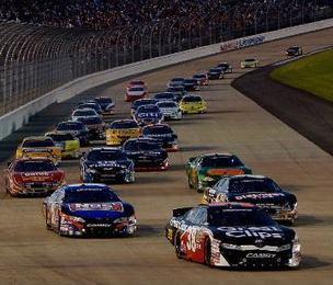 NASCAR and its track operators continue to feel the effects of the recession and its aftermath.