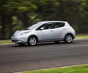 Nissan's Leaf will be built at its Smyrna assembly plant in 2013.