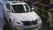 No. 2 Nissan North America Inc.Smyrna, Tenn.Nissan Altima sedan and coupe, Maxima sedan, Pathfinder SUV and Leaf electric vehicle; Infiniti JX SUV