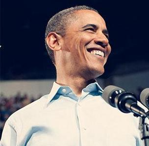 President Barack Obama invited 15 small business owners to the White House to talk about the fiscal cliff.