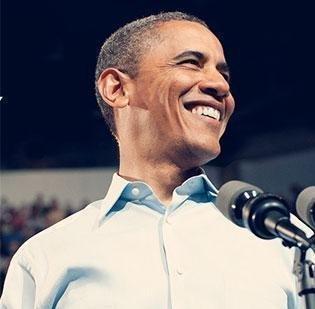 Barack Obama won reelection as president on Tuesday.