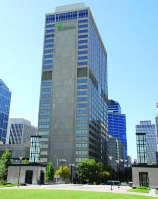 Downtown's Regions Center is reportedly under contract to Nashville-based Rubicon Equities.