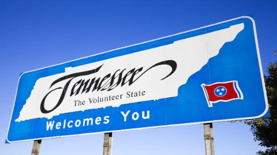 Tennessee is the nation's 17th most populous state, according to On Numbers.