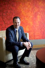Christian Parker leads the sales and marketing efforts for the Nashville Predators and Bridgestone Arena.