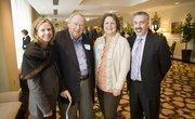 Debbie McGraw, Kent Harrell, Becky Harrell and Mark Patterson