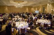 The crowd at last week's Women of Influence awards luncheon.