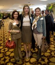 Cathy Werthen, Liza Graves and Amy Norton